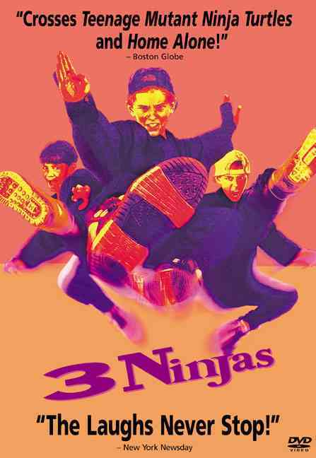 3 NINJAS BY WONG,VICTOR (DVD)